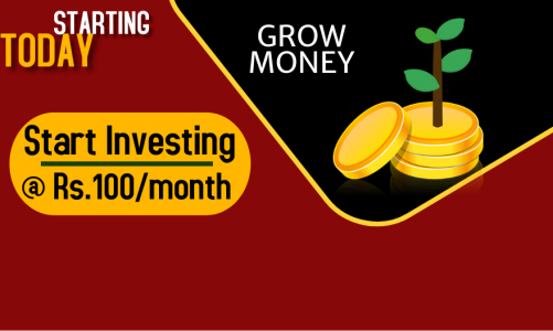 Top 10 mutual funds to start investing as low as Rs.100/month