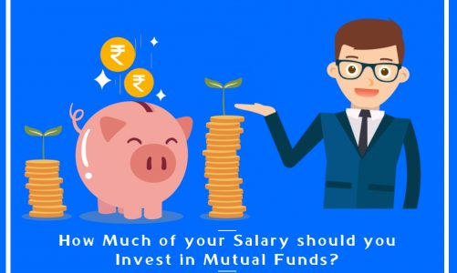 How Much of your Salary should you Invest in Mutual Funds